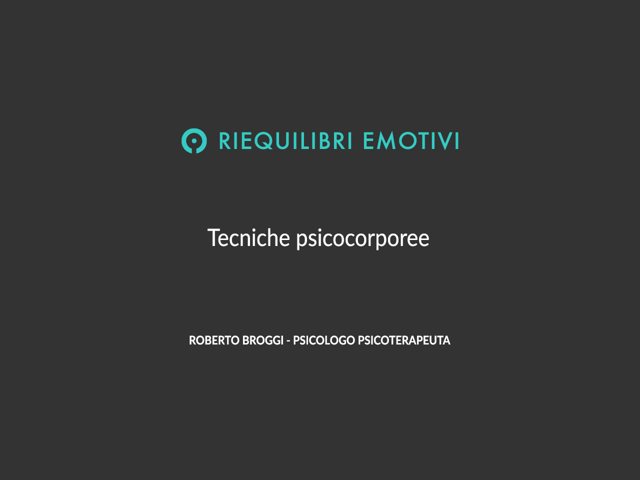 Tecniche-psicocorporee